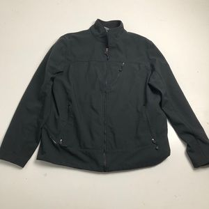 Champion Venture Dry Black Fall Jacket Large